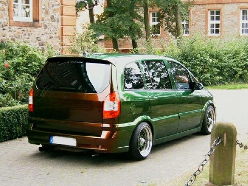 Toyota Of Orange >> Zafira Forum - Tuning_A